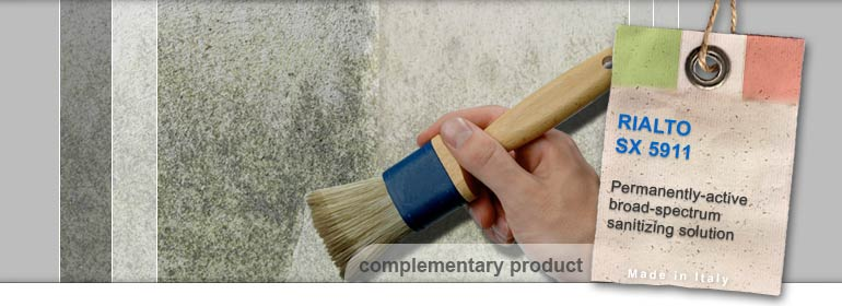 disinfectant and sanitizing additive for paints