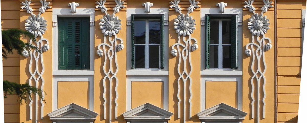 Exterior paints